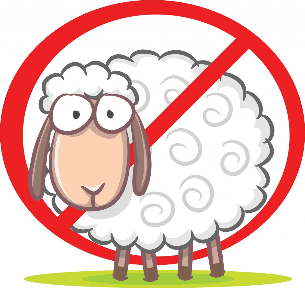 Logo No Sheep