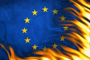 EU-flag-burn