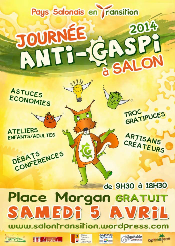 Journ e anti gaspi salon de provence les moutons enrag s - Journee des associations salon de provence ...