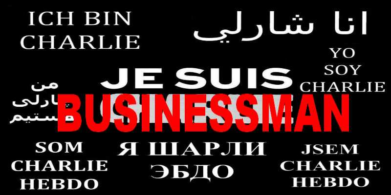 Je suis businessman