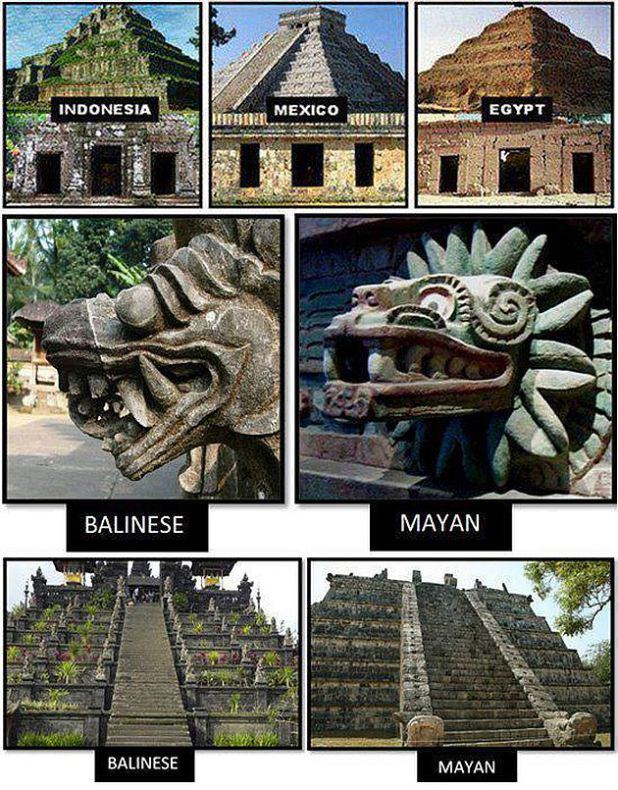indonesia-mexico-egypt-balinese-mayan-pyramids