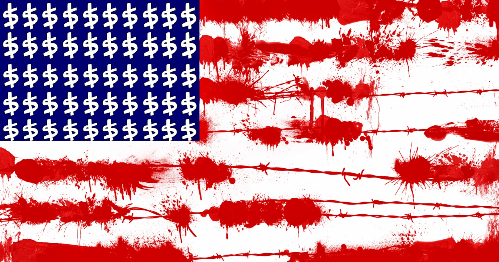usa-flag-dollars-blood-barbed-wire