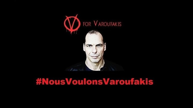 l id e du jour une p tition pour l entr e de yanis varoufakis au gouvernement de hollande les. Black Bedroom Furniture Sets. Home Design Ideas