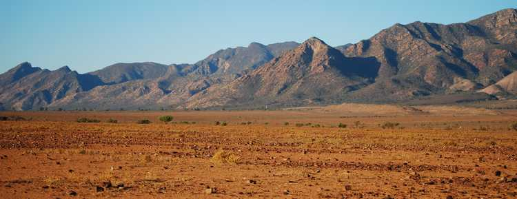 Flinders_-_over_Desert_plain