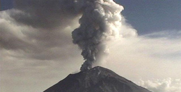 Popocatepetl_19.12.2000