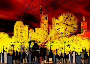 city-skyscrapers-clock-time-stopwatch-seconds-300x212