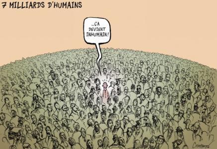 population-mondiale