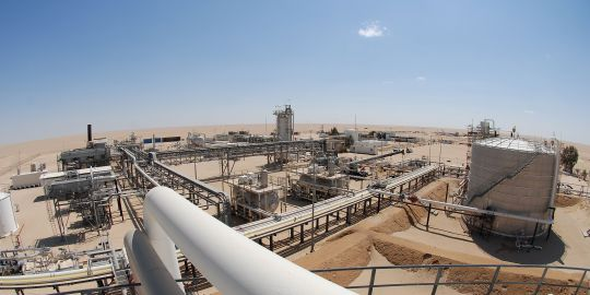 pétrole libyen