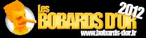 Logo Bobards d'or 2012