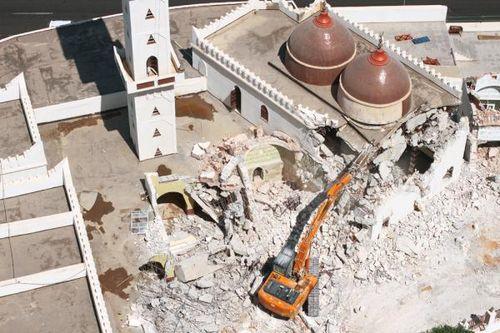 des mausol es musulmans d truits par des islamistes radicaux en libye les moutons enrag s. Black Bedroom Furniture Sets. Home Design Ideas