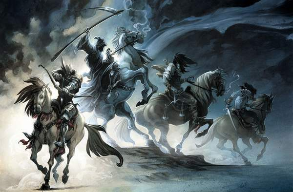 chevaliers apocalypse