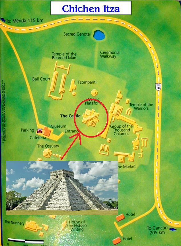Pyramide KuKulkan