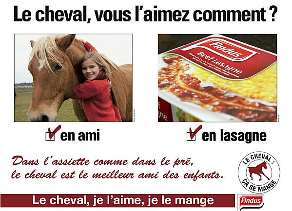 Lasagnes De Cheval  D U2019autres Fili U00e8res Impliqu U00e9es   U2013 Les