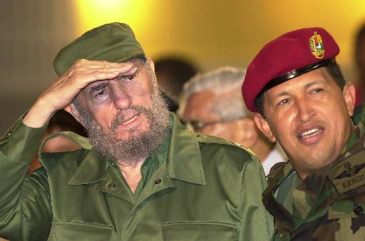 castro_chavez_military_dictators