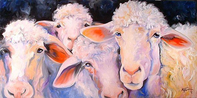 FUN-SHEEP-FOUR