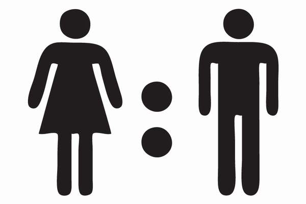 Male & Female Logo