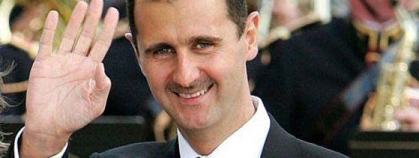 bachar-al-assad-salut-president-syrie