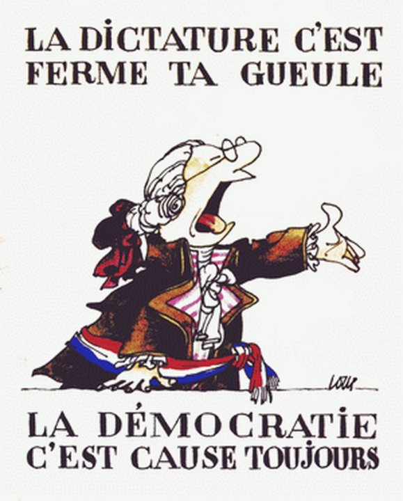 Dictature et démocratie