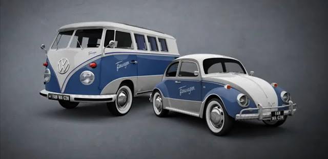 Volkswagen - Fanwagen