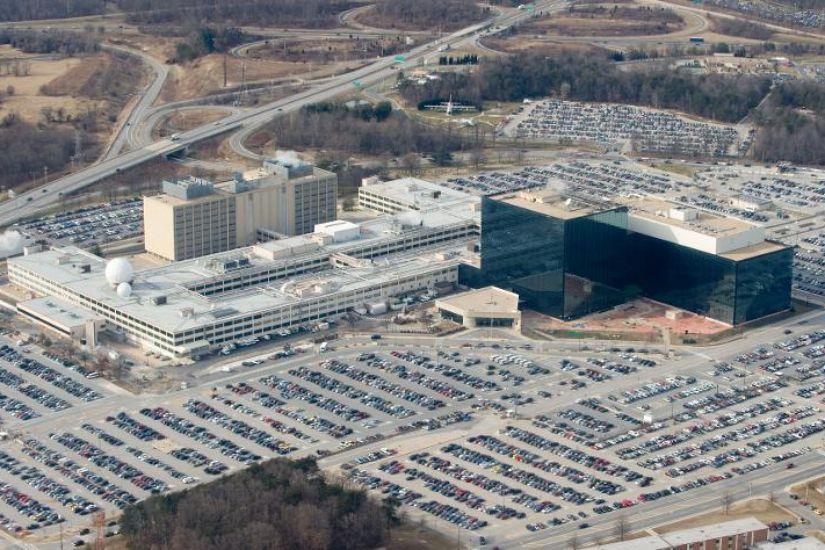 le-siege-de-l-agence-nationale-de-securite-nsa-a-fort-meade-dans-le-maryland-en-2010