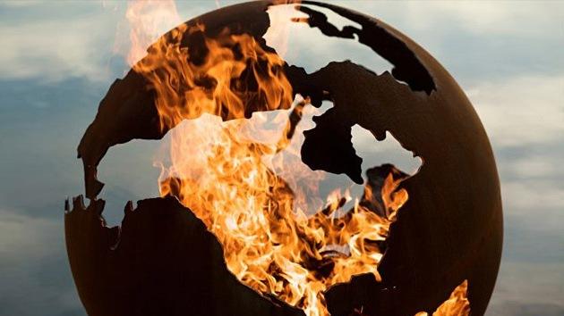 USA en flamme