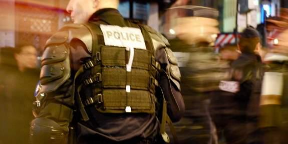 Policiers bac