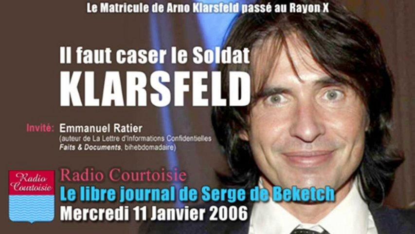 Arno Klarsfeld
