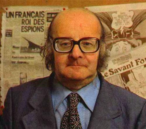 Jacques Bergier