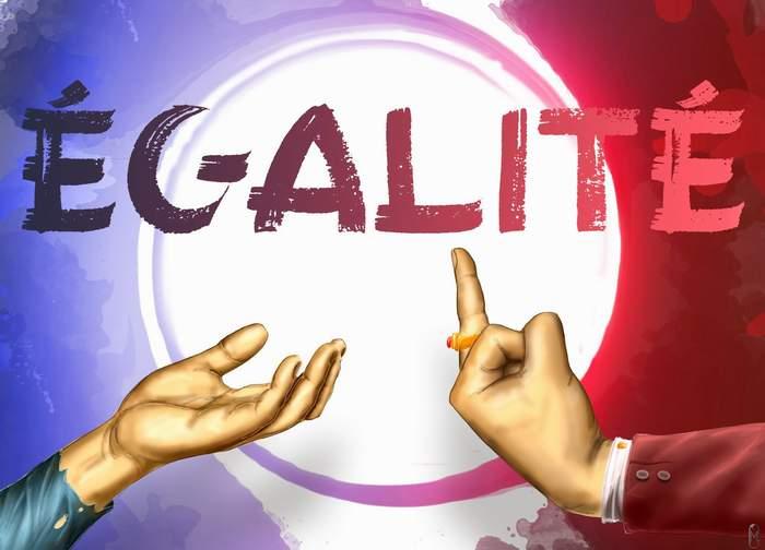 egalité 2