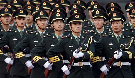 Asif Ali Zardari, President of the Islamic Republic of Pakistan in Beijing, China