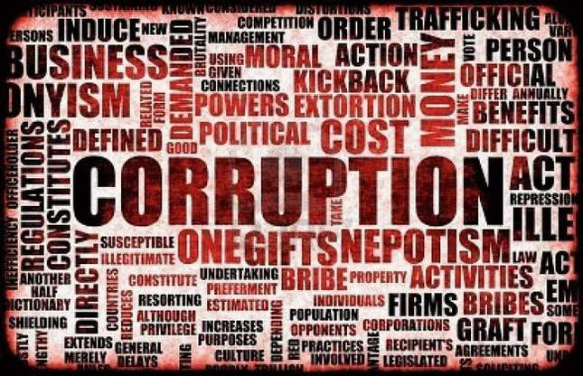 corrution a