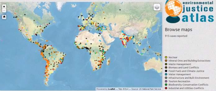 Atlas des grandes causes
