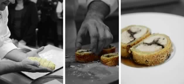 fete-gastronomie-guillaume-gomez-supreme-de-volaille-dressage