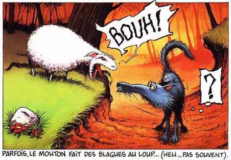 MoutonLoup
