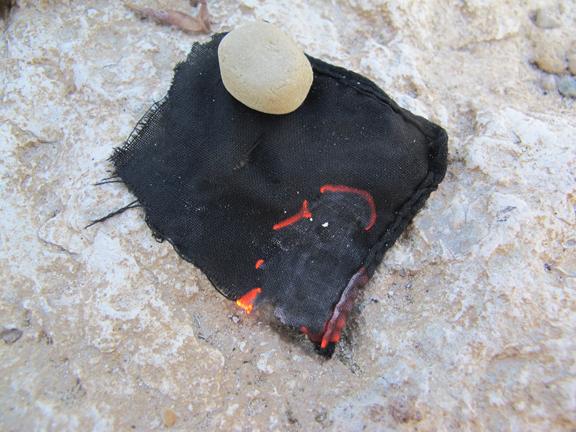 charcloth-smoldering