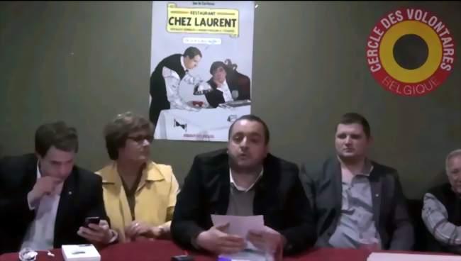 Conférence de presse congrès de la dissidence