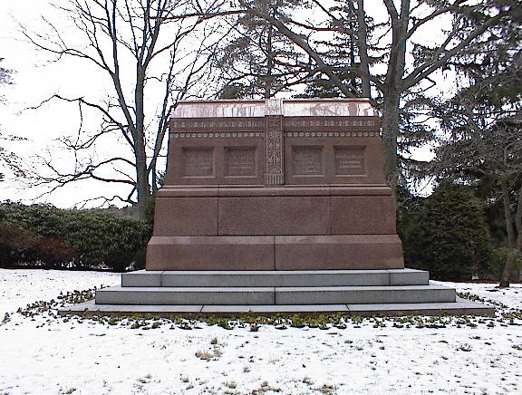 morgan jp tomb