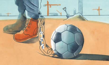 FIFA-Slavery