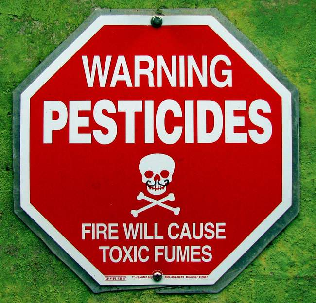 Warning2Pesticides