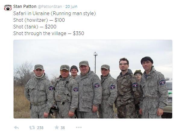 Le métier de mercenaire selon un ancien employé de Blackwater présent en Ukraine...