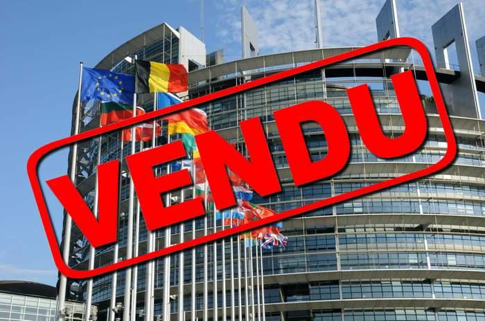 UE vendue