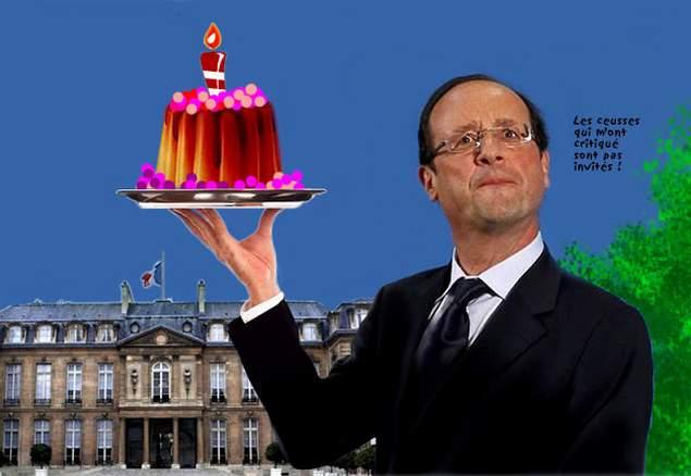 anniversaire hollande