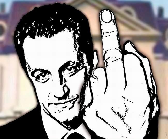 Sarkozy fuck