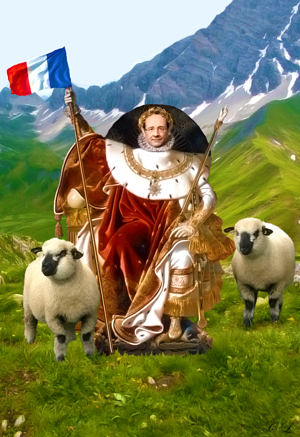 L'Empereur Hollande