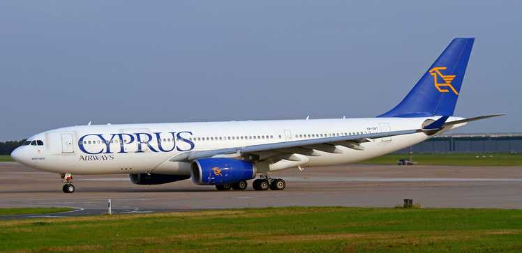 Airbus_A330-243_Cyprus_Airways_5B-DBT