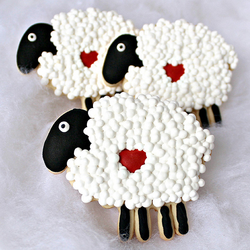 Valentine-Sheep-Cookies