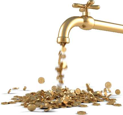 golden-tap-with-gold-coins-rushing-out-of-it