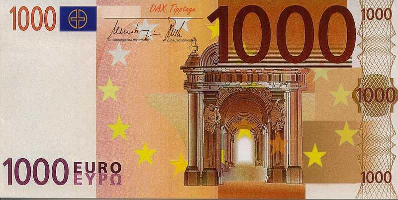 1000-euroschein