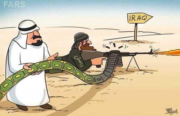 sheikh-oil-money-to-bullets-iraq