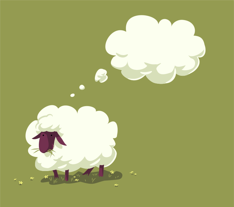 sheep_thinks